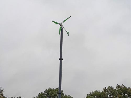 De E30 windturbine