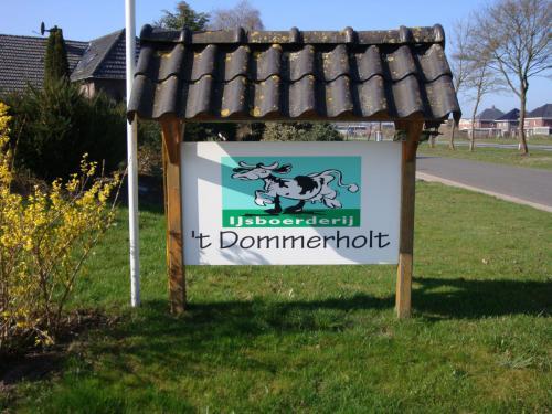IJsboerderij 't Dommerholt in Borculo