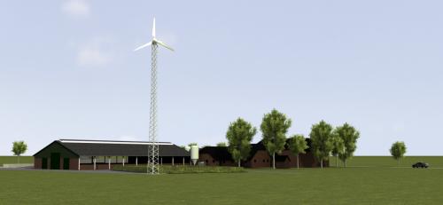 E200 windturbine